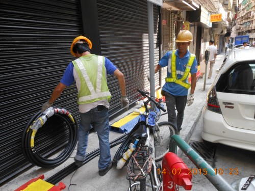 Repair Service For Electricity Transmission Network