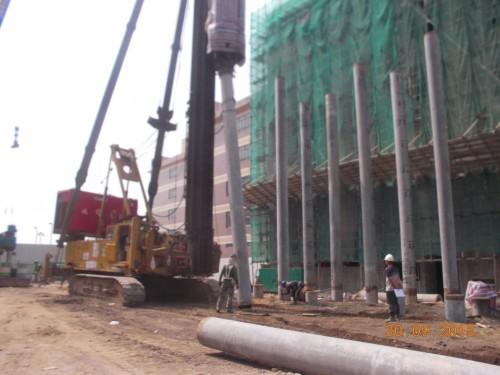 椿帽建設、挖掘及橫向承托工程、地庫建造及其他相關服務,如地下排水結構建造